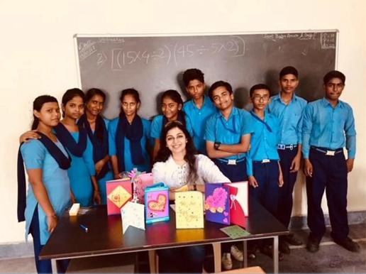 English Sessions with Guru Nanak Garib Nawaz Children